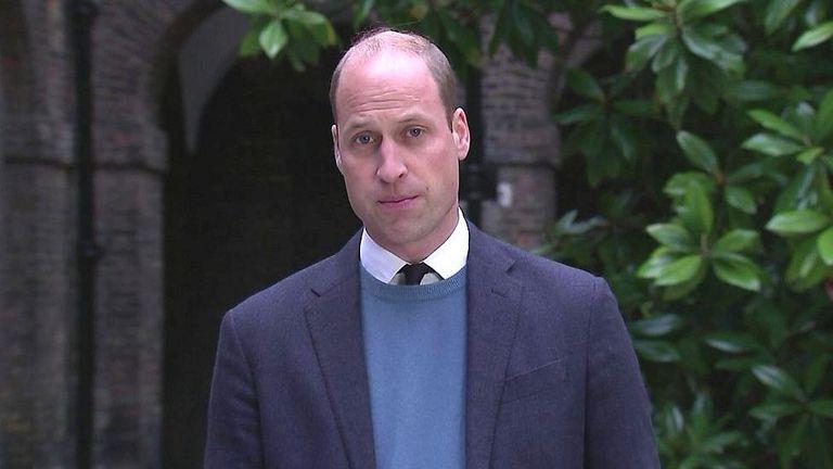 A fin de año se publicará un libro sobre el medioambiente cuya introducción fue escrita por el príncipe William