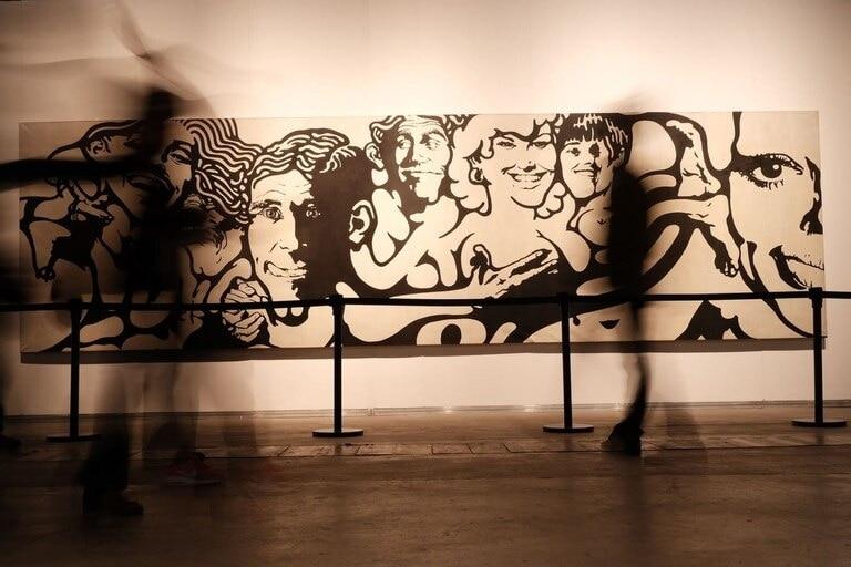 Obra de Jorge de la Vega vendida en arteBA 2019 por más de un millón de dólares
