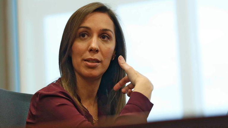 La gobernadora bonaerense podría convocar a sesiones extraordinarias para lograr la aprobación del presupuesto