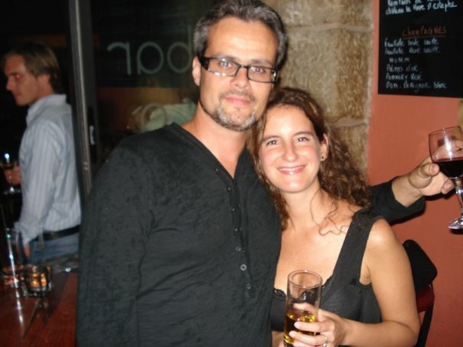 Analía Guerrero conoció a James en un bar de Palermo. Pensó que era colombiano, pero el acento la había engañado. Su pasaporte era francés.