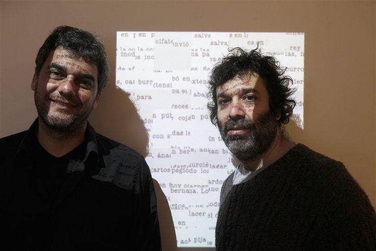 Los dos ''Marianos'', Sardón y Sigman, trabajan con los restos de la lectura