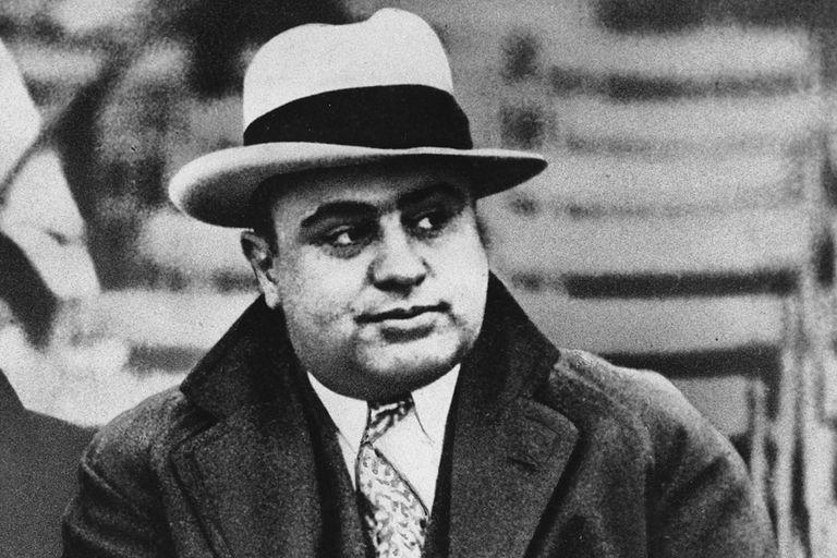 Al Capone estuvo preso en el centro penitenciario de Alcatraz por evadir impuestos