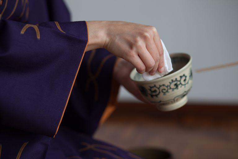 Ritual de paz. Claves de una experta para recrear la ceremonia japonesa del té