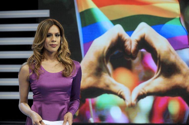 Diana Zurco: del bullying y la depresión, a ser la primera mujer trans al frente de un noticiero central