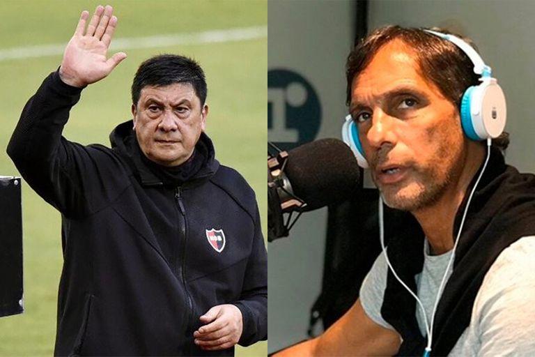 La despedida de Gustavo López a Burgos tras su renuncia de Newell's