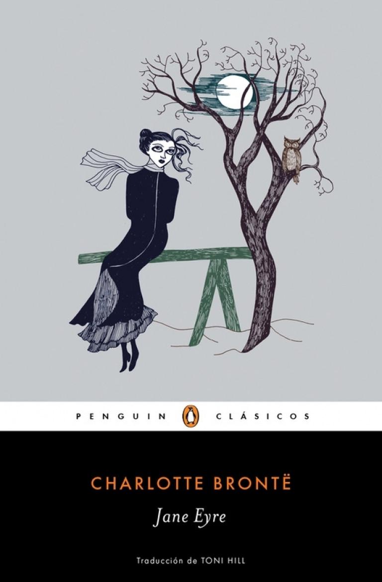 Nueva edición de Jane Eyre de Charlotte Brontë en clásicos de Penguin