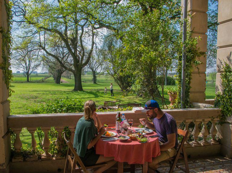 Día de campo. Seis propuestas al aire libre y con buena gastronomía, a un paso de la ciudad