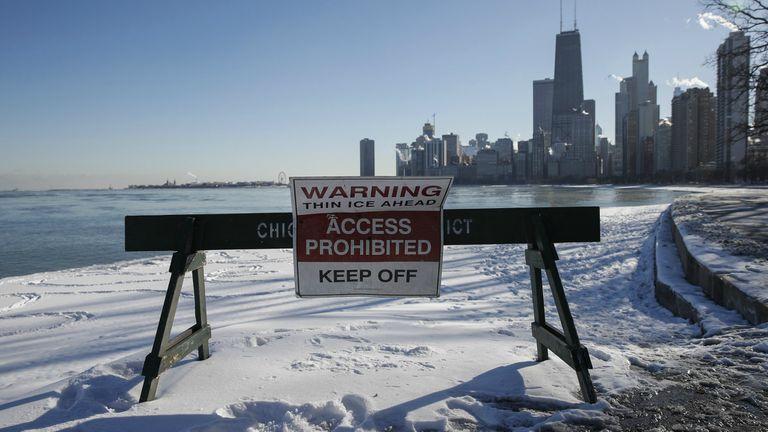 La ola de frío de EE.UU. llega a Miami: la temperatura rozará los cero grados