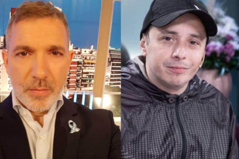 El periodista criticó duramente al cantante de cumbia tras su cruce con Diego Brancatelli en Intratables. El Dipy no tardó en responder y se gestó una fuerte polémica en las redes sociales