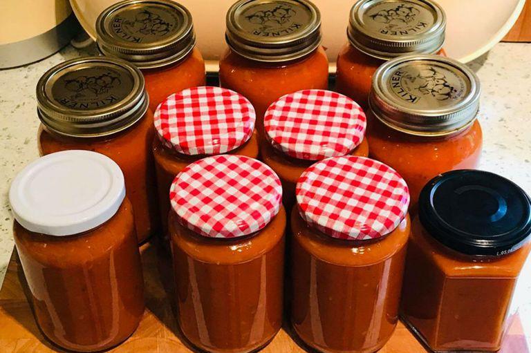 Los Brexit preppers se preparan para la eventual salida del Reino Unido de la Unión Europea abasteciéndose de alimentos