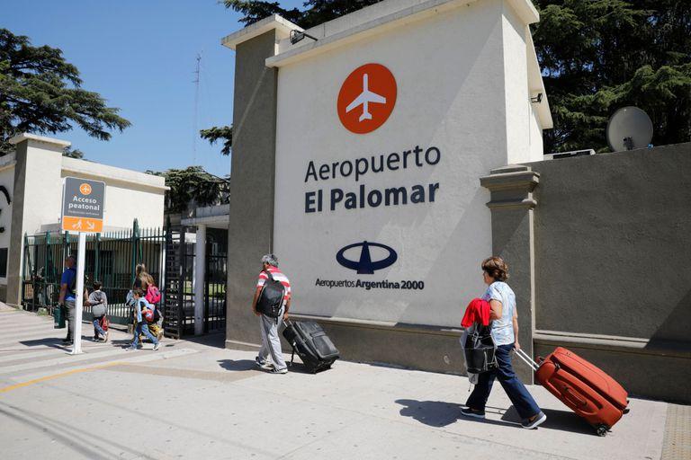 Reinicio de vuelos. La Justicia rechazó el pedido de cierre total de El Palomar