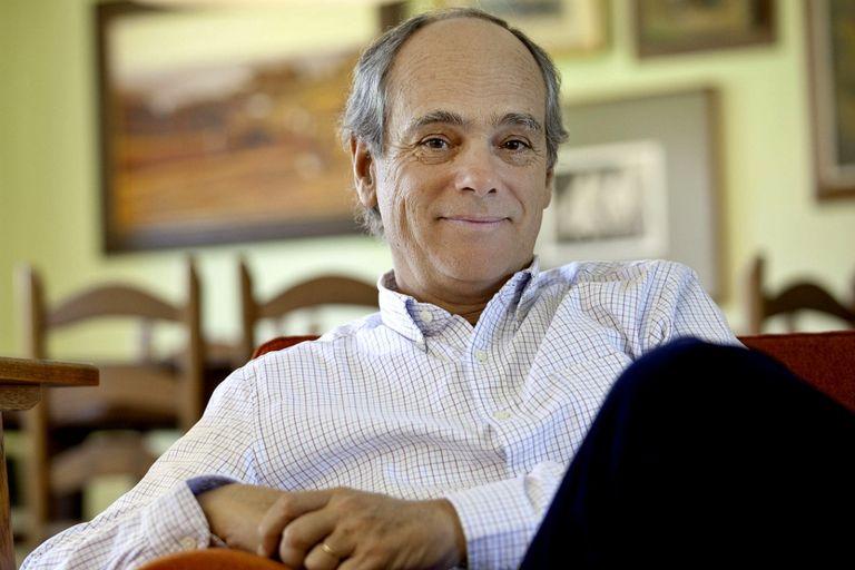 Pedro hoy da conferencias, tras una larga trayectoria empresaria