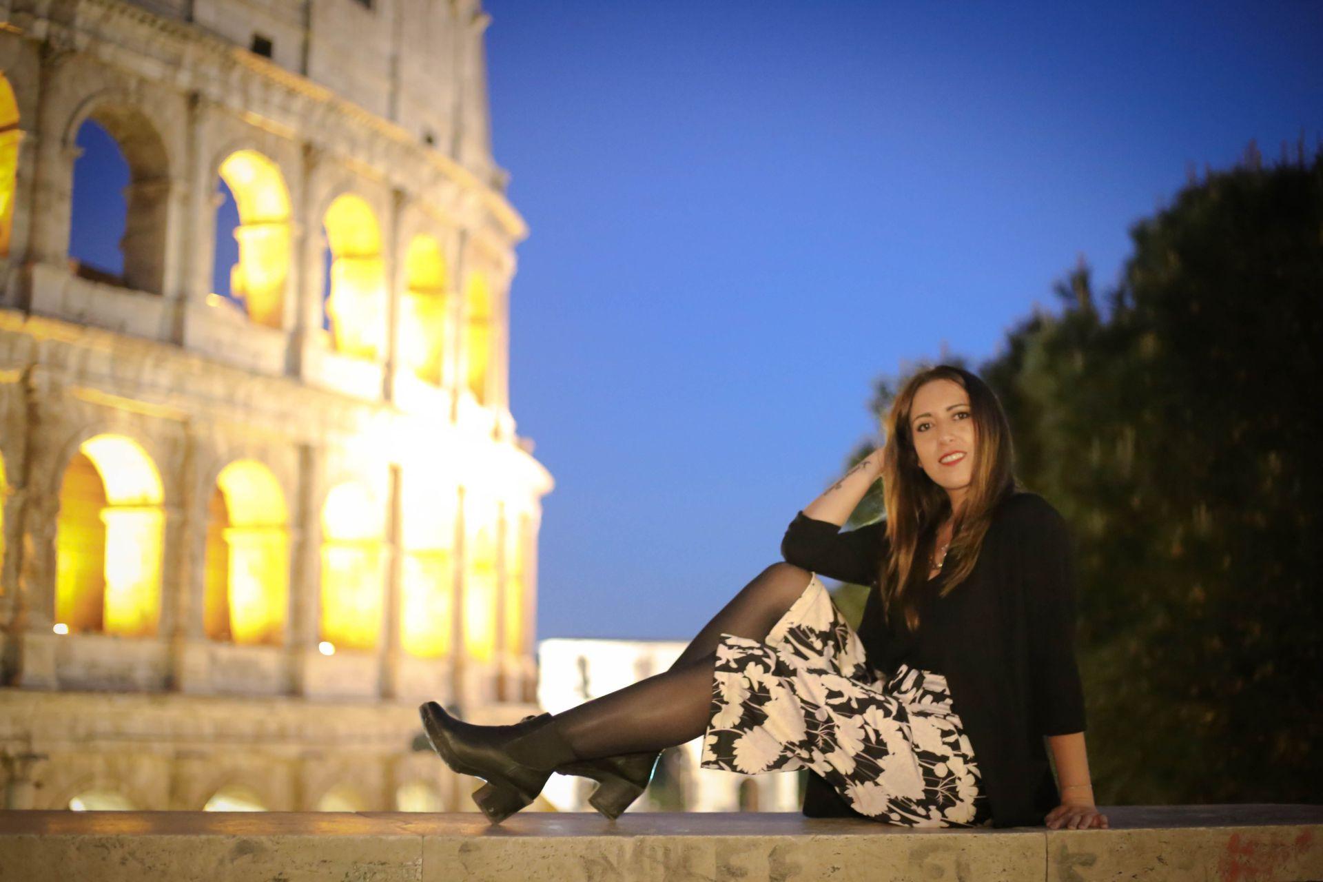 Romina creó una gran plataforma (FB: Europa, allá vamos!) en la cual atiende a una gran comunidad de viajeros que le escriben cada día.