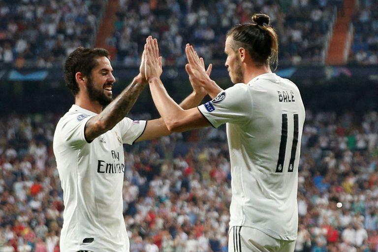 Real Madrid-Roma: el tricampeón se olvida de Cristiano con goles de Isco y Bale