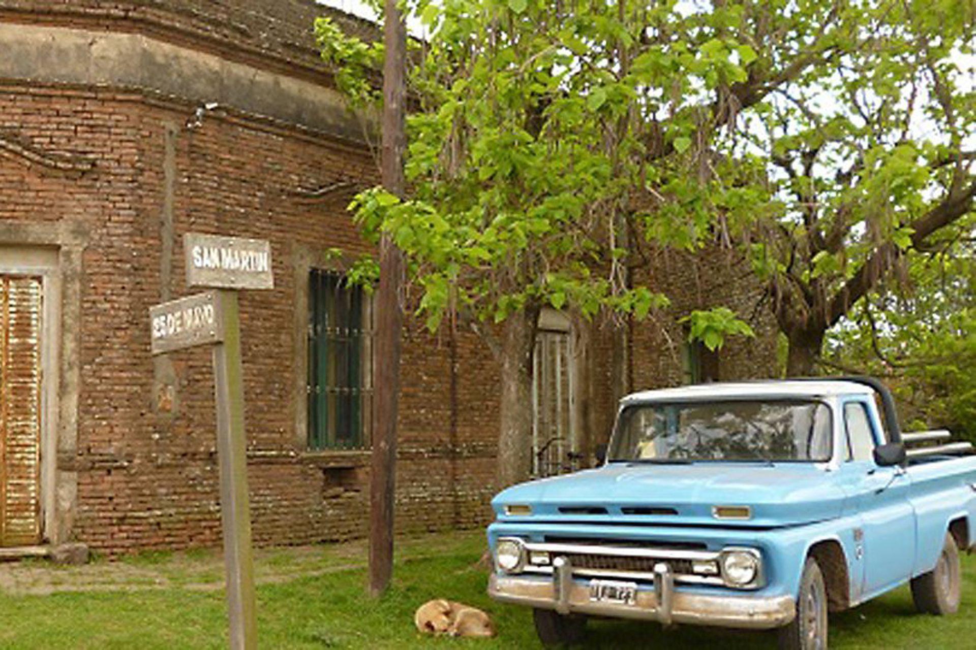 Villa Ruiz, a menos de 100 kilómetros de Buenos Aires