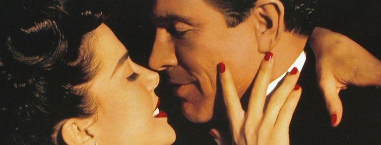 """Warren Beatty, el actor de las """"12.775 mujeres"""" y un único amor, Annette Bening"""