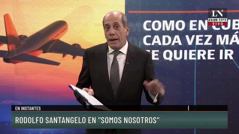 Los bloqueos de Alberto Fernández son el problema