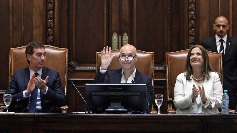 La nueva conformación de la Legislatura será clave para la gestión de Larreta