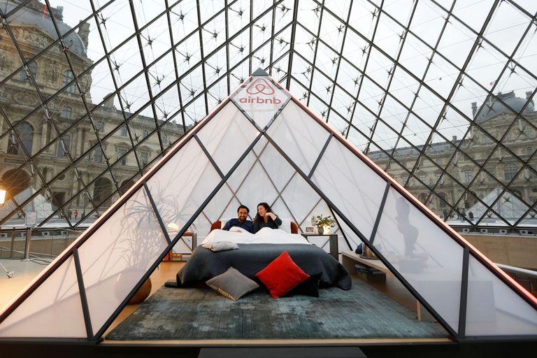 Dormir en el Louvre: el sueño de una noche a solas con La Gioconda