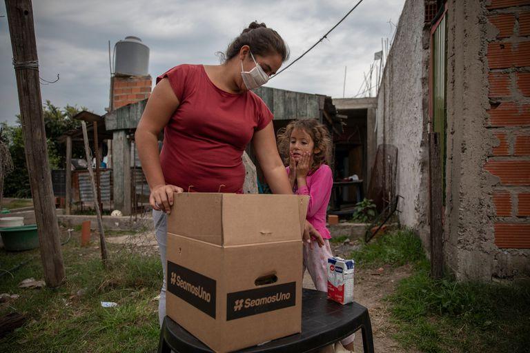 #SeamosUno repartió 16 millones de raciones y busca llegar al millón de cajas