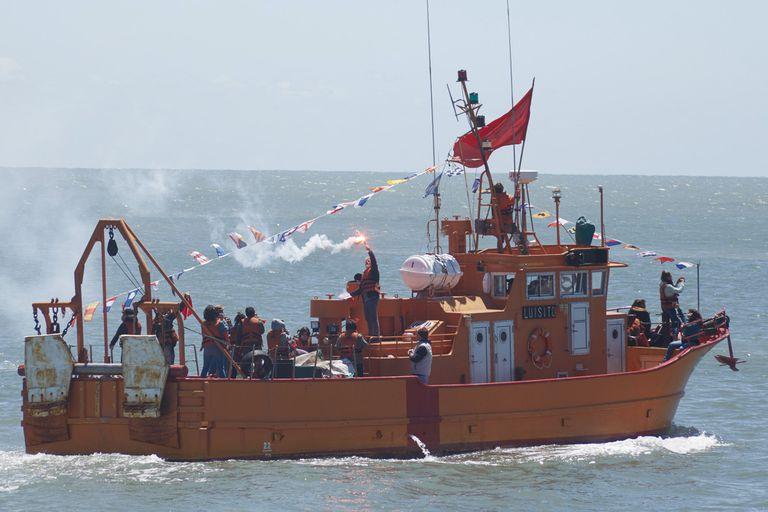 La flota artesanal del puerto tiene 28 embarcaciones que este proyecto busca rescatar