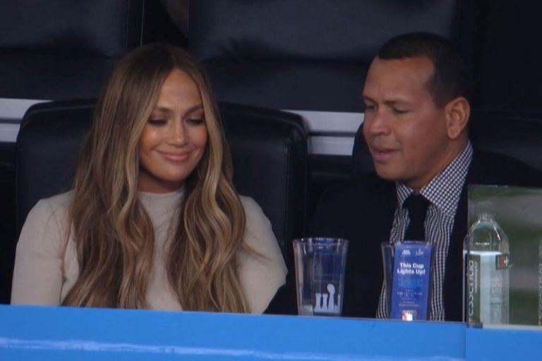 Bradley Cooper, Jennifer Lopez y Gisele Bundchen fueron algunas de las celebridades que asistieron a la gran final del fútbol americano