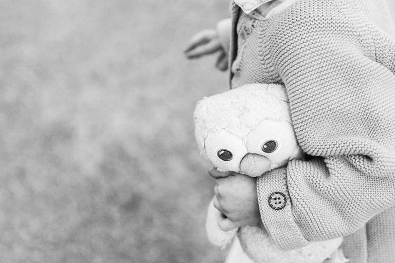 La pequeña falleció cuando tenía apenas dos años y su madre la despidió con varias fotos en redes