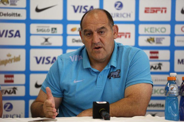 Mario Ledesma se refirió a los rumores de su renuncia y sobre cómo mejorar al equipo