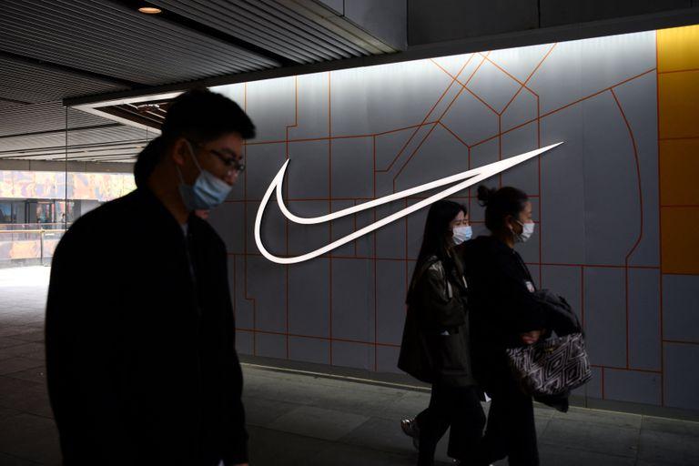 Nike es otra de las marcas que quedaron en la mira de las autoridades chinas