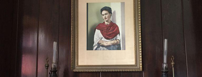 Casa Roja: el otro hogar de Frida Kahlo