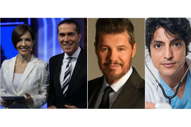 Cristina Pérez y Rodolfo Barili con Telefe Noticias, Marcelo Tinelli en ShowMatch y Taner Ölmez encabezando Doctor milagro fueron los dueños de la noche del lunes