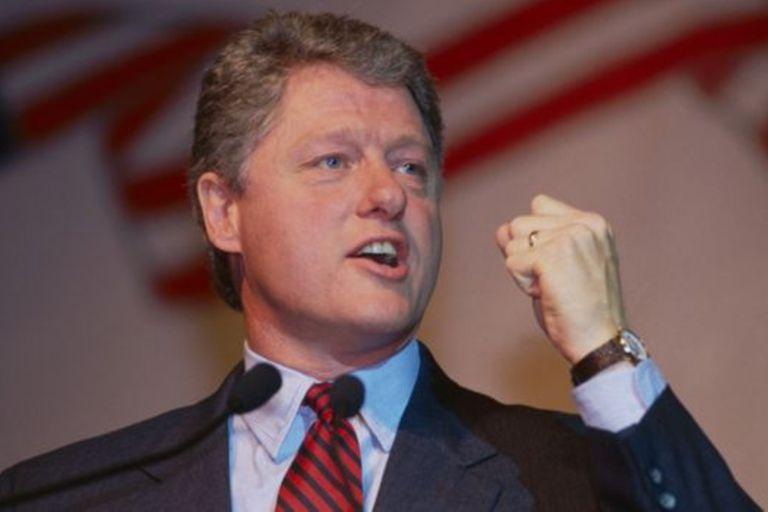 """Bill Clinton tuvo que enfrentar un juicio político que terminó, para él, con """"final feliz"""""""