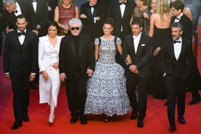 ¿Logrará Almodóvar llevarse el gran premio de Cannes con su último film?