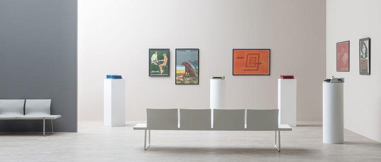 Pensi se especializa en mobiliario, lámparas y montajes.