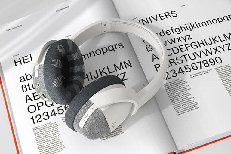 Una vista de los auriculares Enten de Neurable, un proyecto que ya superó el objetivo de financiación en la plataforma de crowdfunding IndieGoGo