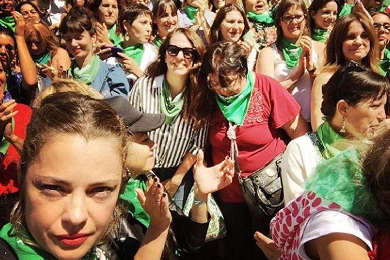Dolores Fonzi, una de las principales defensoras de la despenalización del aborto