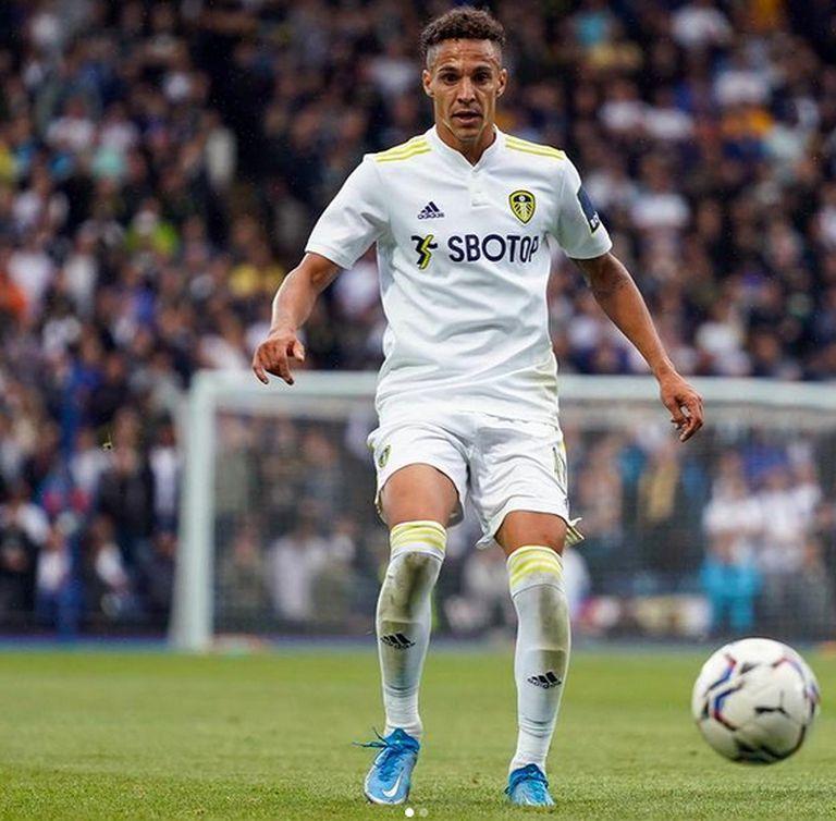 Rodrigo Moreno llegó a Leeds después de brillar en Benfica y Valencia, los dos clubes en los que se hizo un nombre