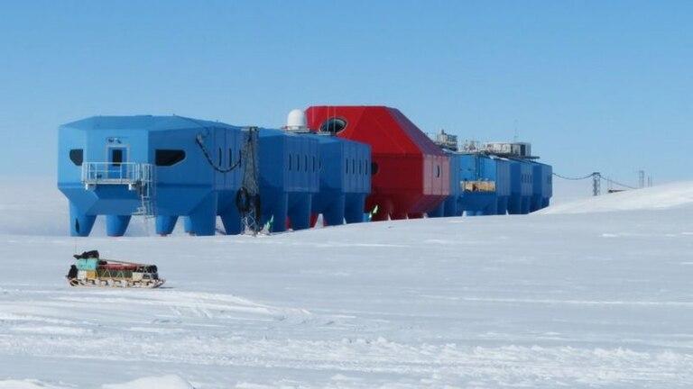 La estación Halley es conocida por sus investigaciones sobre la capa de ozono.