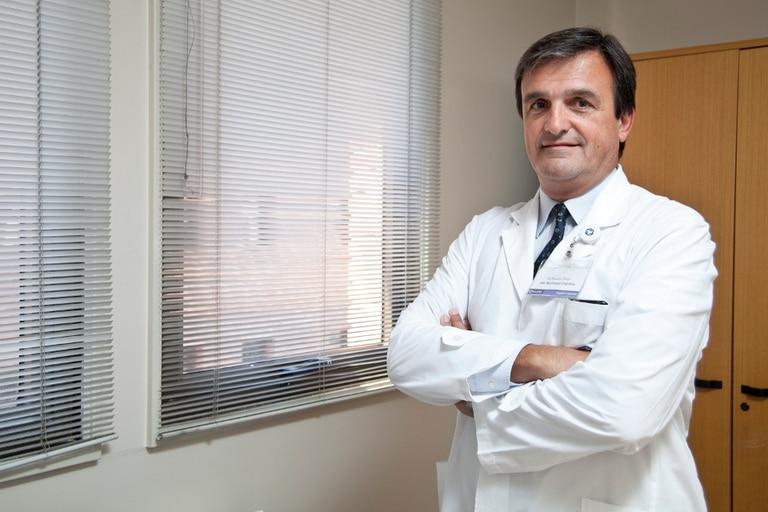 Prof. Dr. Ricardo Allegri, jefe de Neurología Cognitiva de Fleni e investigador independiente del Conicet