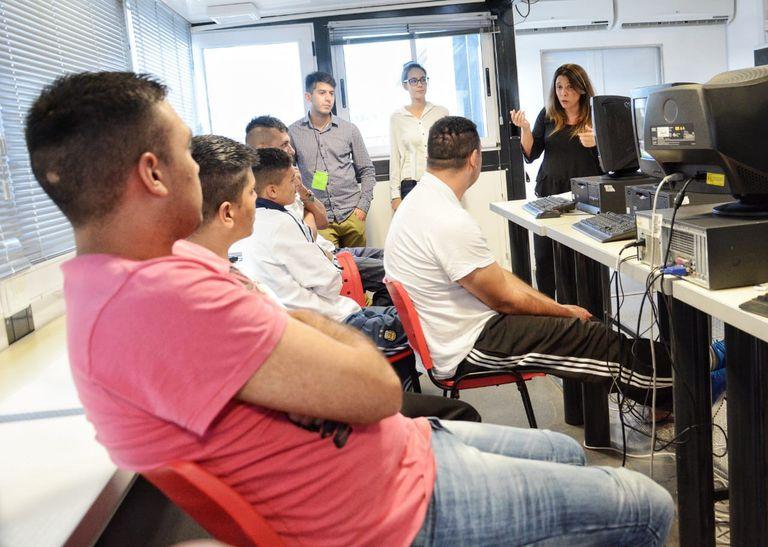 Destacan el impacto positivo de la inclusión tecnológica en los penales
