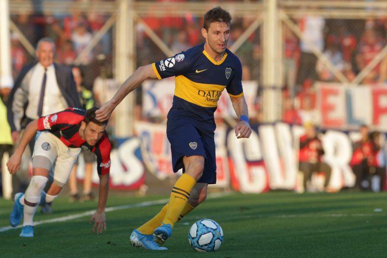 San Lorenzo vs Boca. 21 de septiembre de 2019. Franco Soldano.