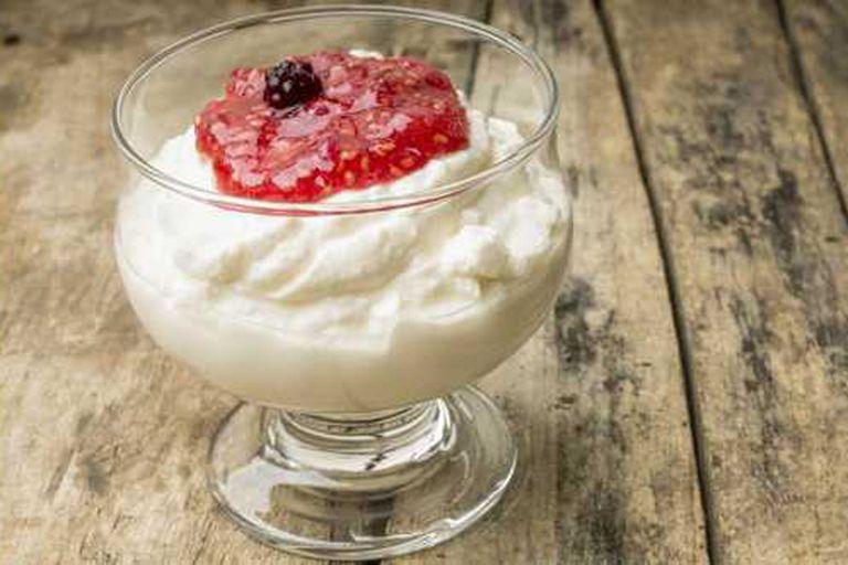 """Los productos lácteos fermentados tienen """"bacterias buenas"""""""