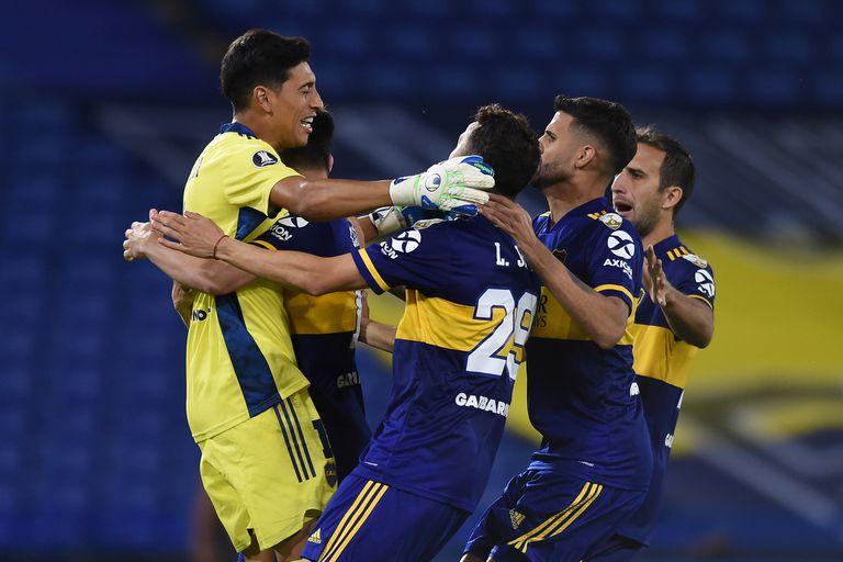 Esteban Andrada se despidió de Boca y manifestó su deseo de regresa al club en el futuro