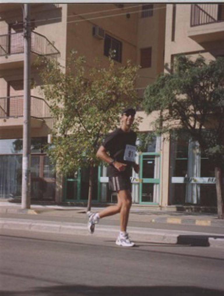 Segunda maratón en la vida de Frega