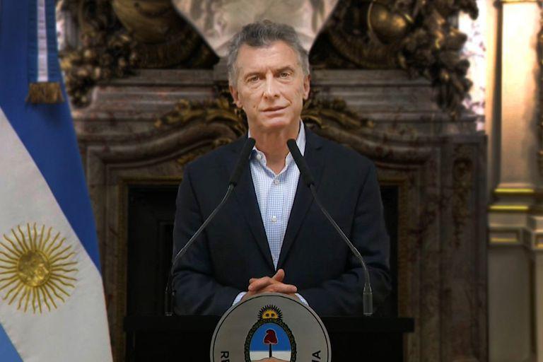 Con el dólar en alza, Macri intentó llevar tranquilidad