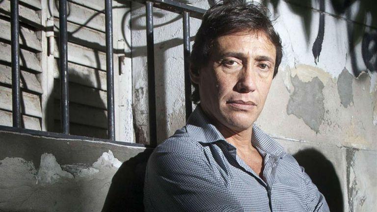 Fabián Gianola, reconciliado con su mujer