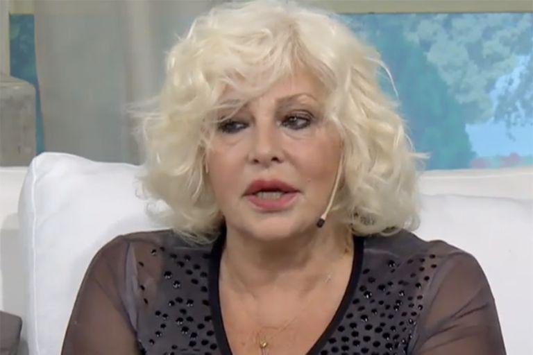 """Luisa Albinoni y Pachu Peña recordaron a Gino Renni: """"Es una pérdida que se siente"""""""