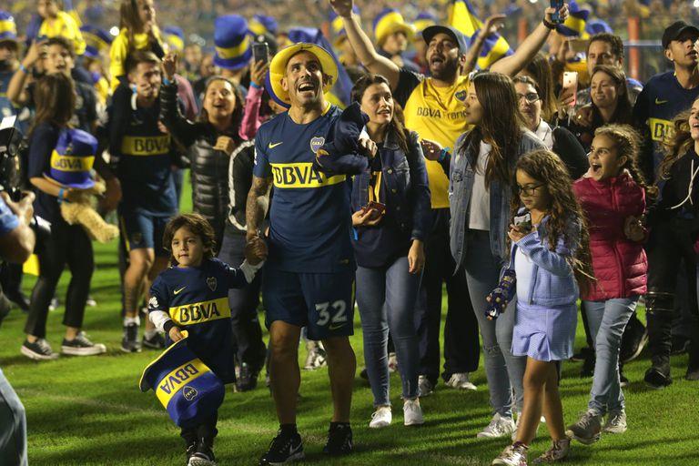 Ocho títulos en 10 años: así fueron las últimas consagraciones de Boca