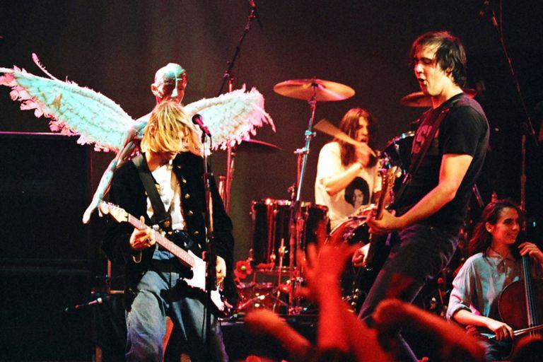 Demandan a Nirvana por violación de derechos de autor