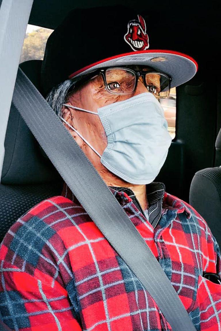 El maniquí utilizado por un conductor para burlar la ley durante más de un año, en California, Estados Unidos
